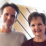 Inge und Ralf Gruber